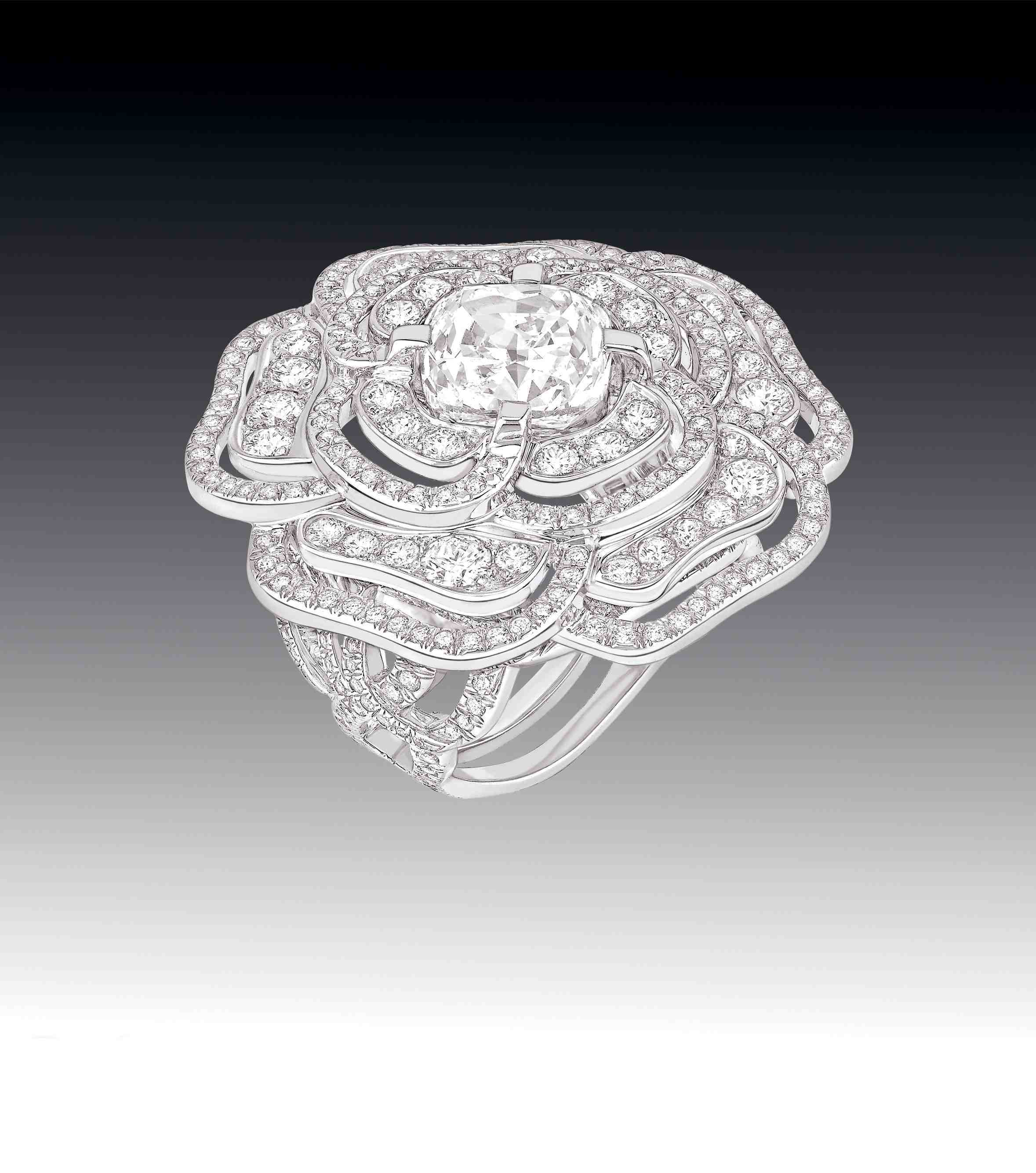 inspired by the chanel camellia � fashionplate