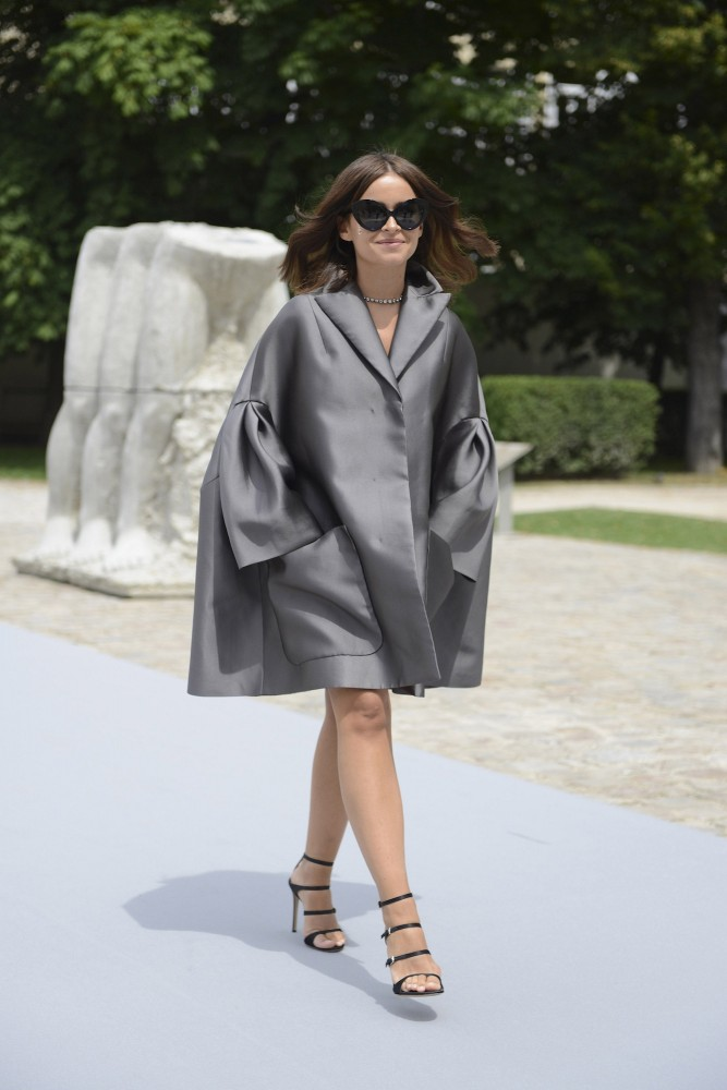 FW14 Paris Haute Couture Street Style - July 2014 - HC Fall Winter 2014