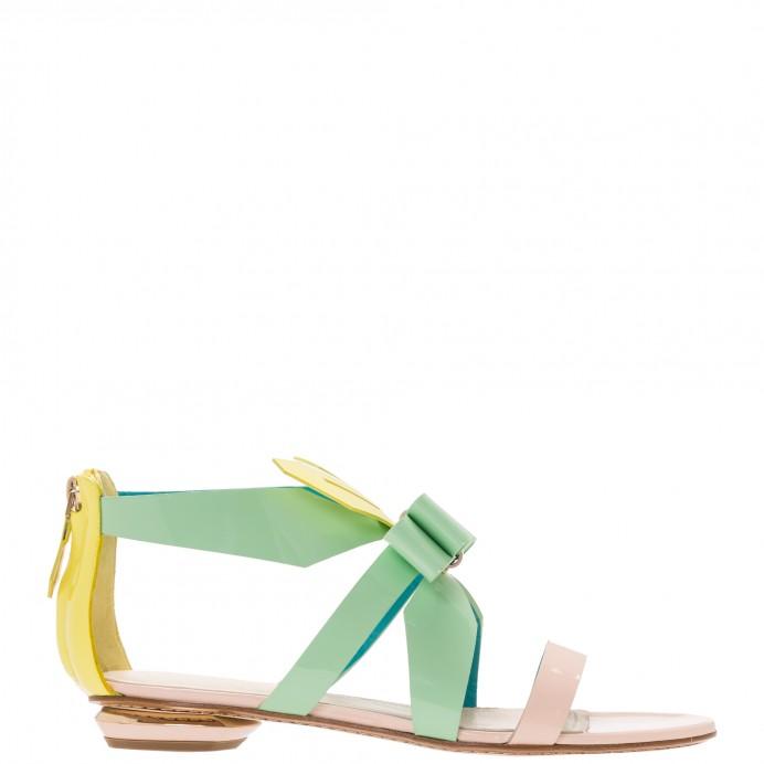 Kirkwood - Origami Flat Sandal