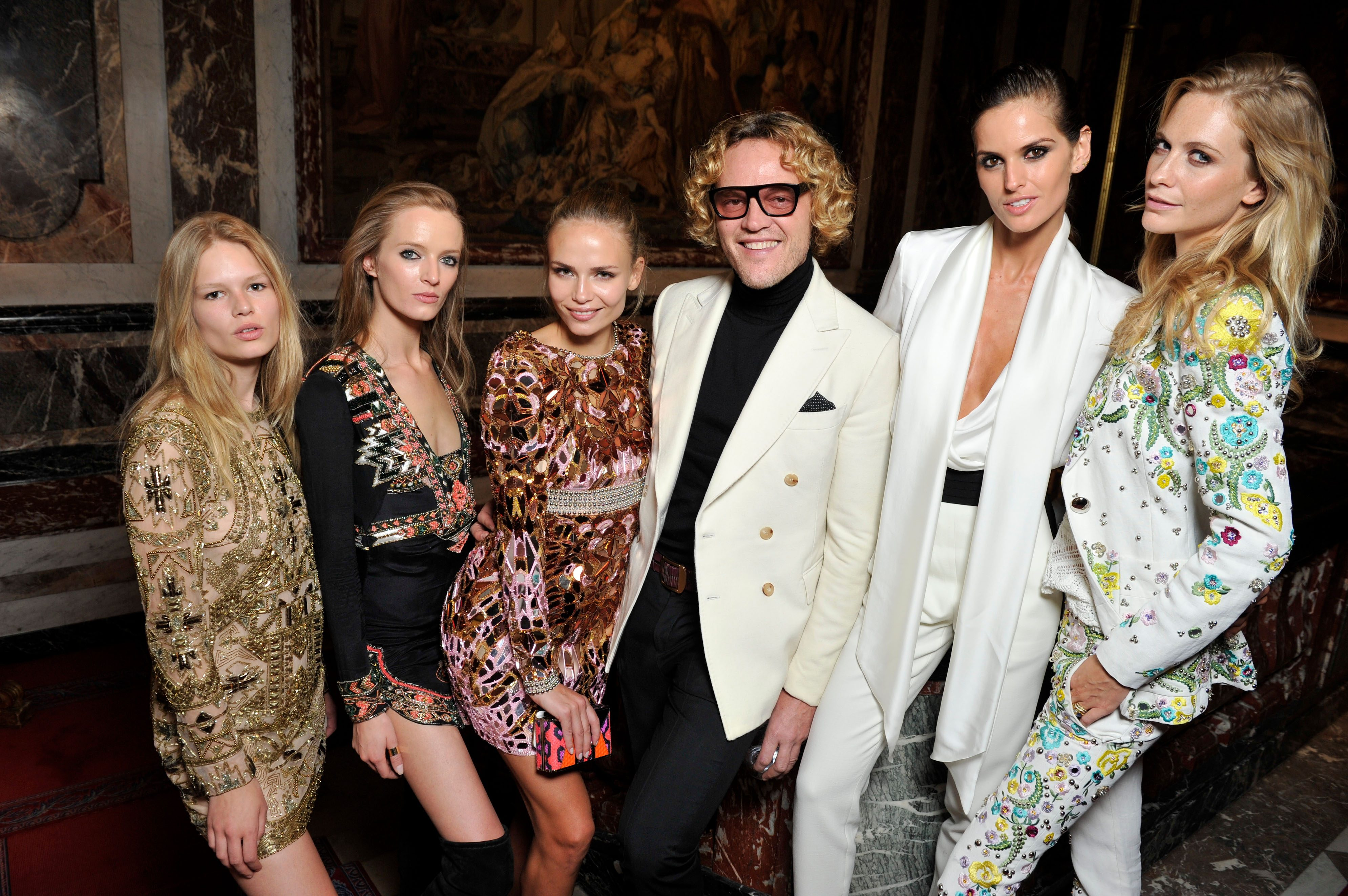 Spy: Pucci launches its new sunglasses collection in Paris ...