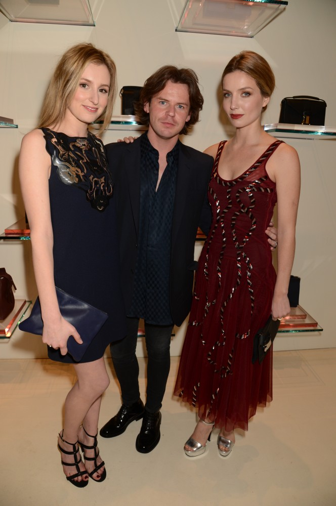 Christopher Kane's Flagship Store Opening,  London, Britain - 24 March 2015